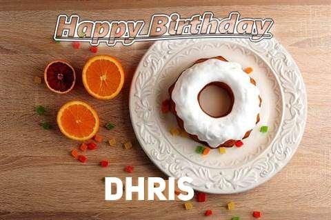 Dhris Cakes