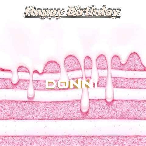 Wish Donni