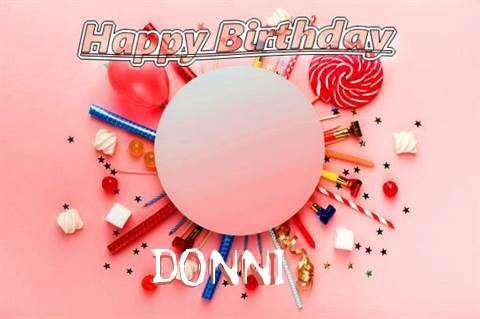 Donni Cakes