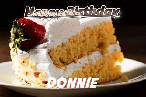 Happy Birthday Donnie