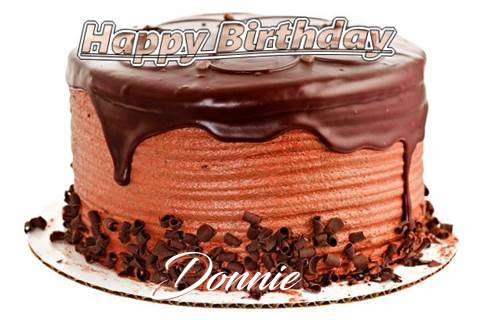 Happy Birthday Wishes for Donnie