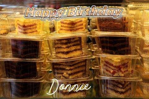 Happy Birthday to You Donnie