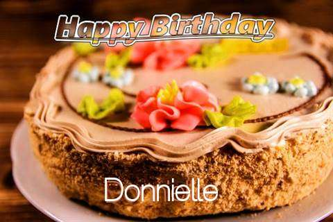 Happy Birthday Donnielle