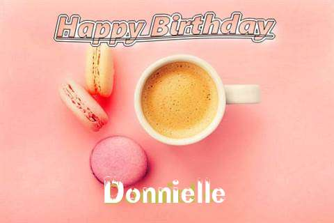 Happy Birthday to You Donnielle