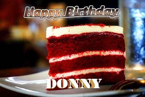 Happy Birthday Donny
