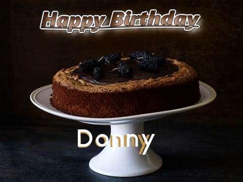 Donny Birthday Celebration