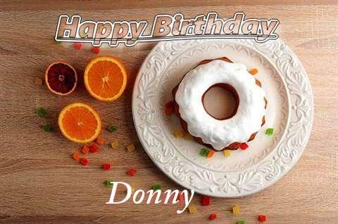 Donny Cakes