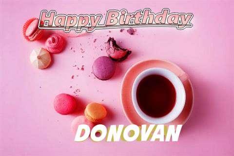 Happy Birthday to You Donovan