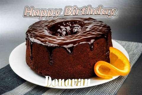 Wish Donovan