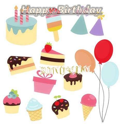 Happy Birthday Wishes for Donovin