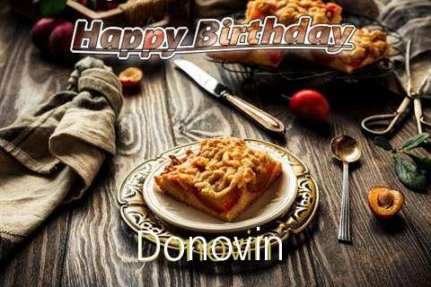 Donovin Cakes