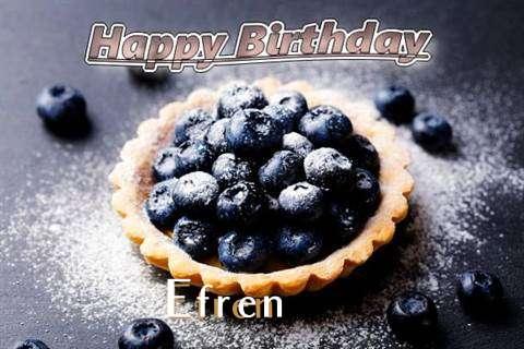 Efren Cakes