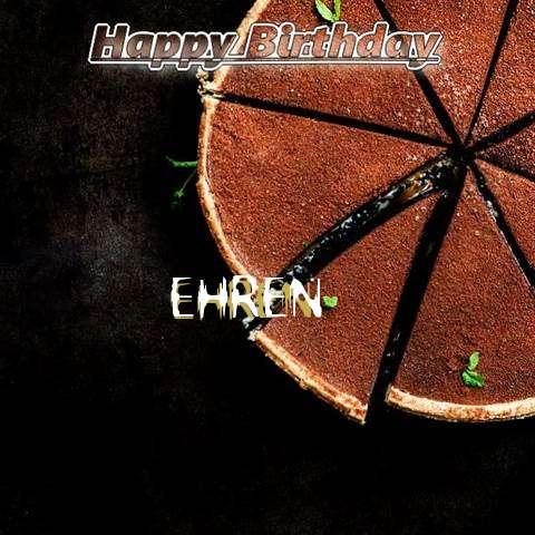 Birthday Images for Ehren
