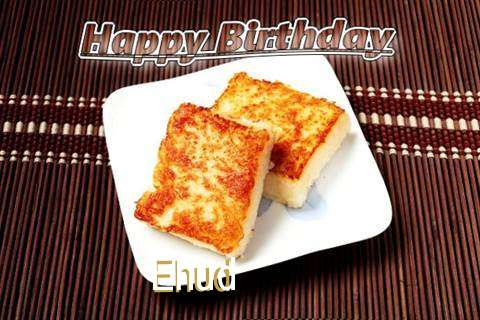 Birthday Images for Ehud