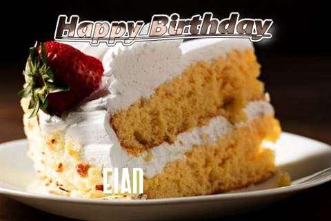 Happy Birthday Eian