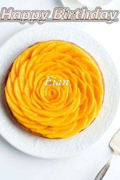 Birthday Images for Eian