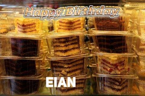 Happy Birthday to You Eian