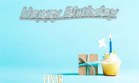 Happy Birthday Cake for Einar