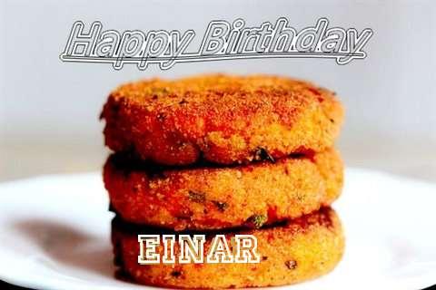 Einar Cakes