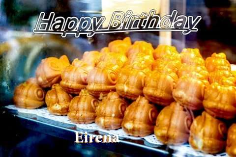 Birthday Wishes with Images of Eirena