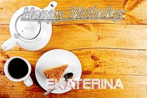 Ekaterina Birthday Celebration