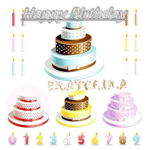 Happy Birthday Wishes for Ekaterina