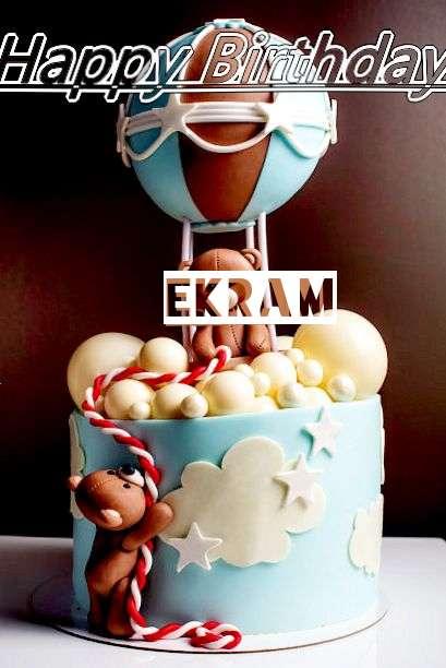 Ekram Cakes