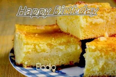 Happy Birthday Eladio