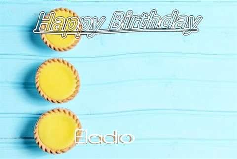 Birthday Wishes with Images of Eladio