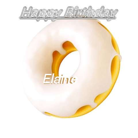 Birthday Images for Elaine