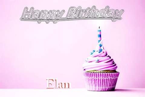 Happy Birthday to You Elan