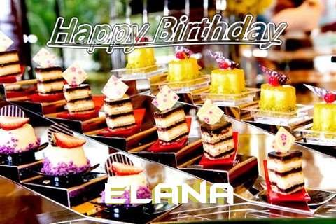 Birthday Images for Elana