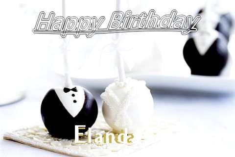Happy Birthday Elanda