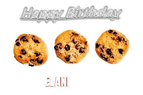 Elane Cakes
