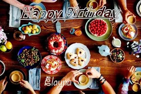 Happy Birthday to You Elayna
