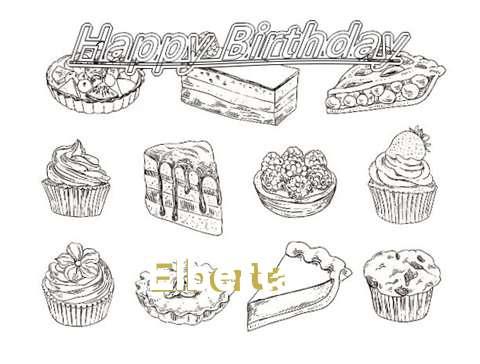 Elberta Cakes