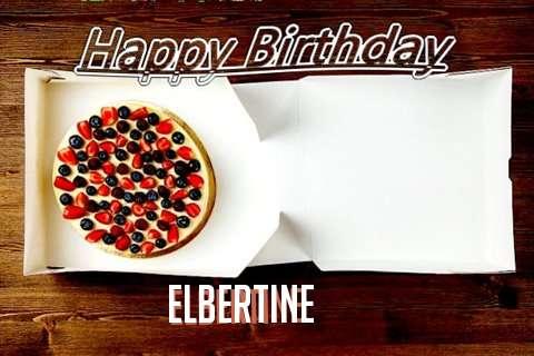 Happy Birthday Elbertine