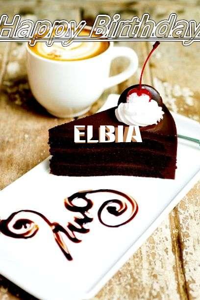 Elbia Birthday Celebration