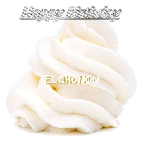 Happy Birthday Wishes for Elchonon