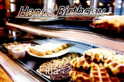 Birthday Images for Elda