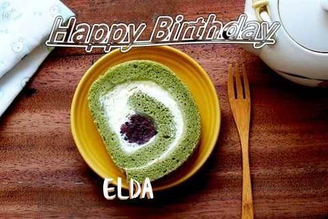 Elda Birthday Celebration