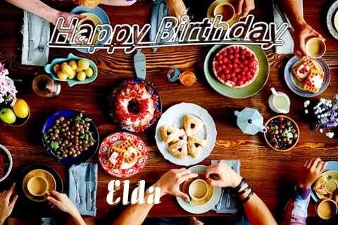 Happy Birthday to You Elda