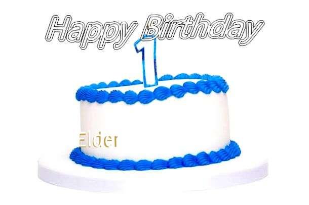 Happy Birthday Cake for Elder