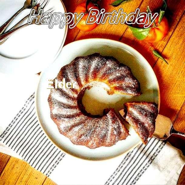 Elder Cakes