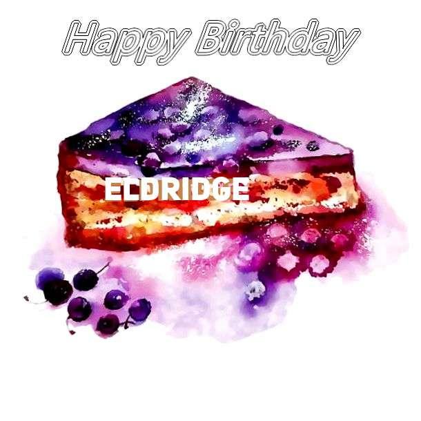 Birthday Wishes with Images of Eldridge