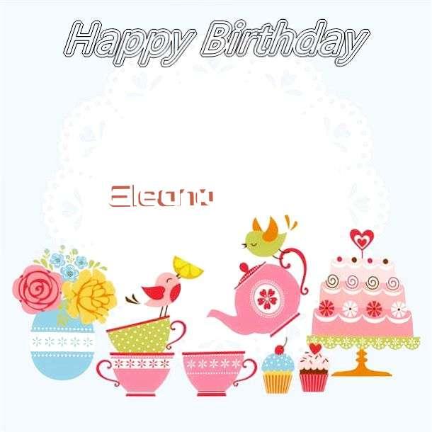 Happy Birthday Wishes for Eleana
