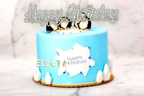 Happy Birthday Electa