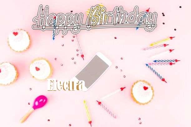 Happy Birthday Electra