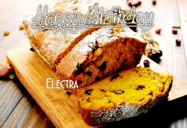 Electra Birthday Celebration