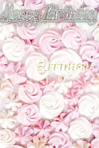 Eleftheria Birthday Celebration